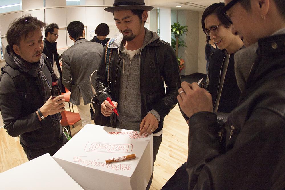 コムニコ新オフィスお披露目パーティにお越しいただきありがとうございました!