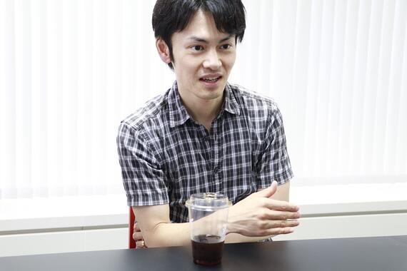 北島インタビュー