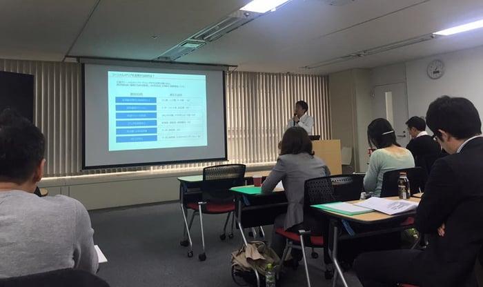 宣伝会議福岡教室でソーシャルメディア活用セミナーを実施しました!