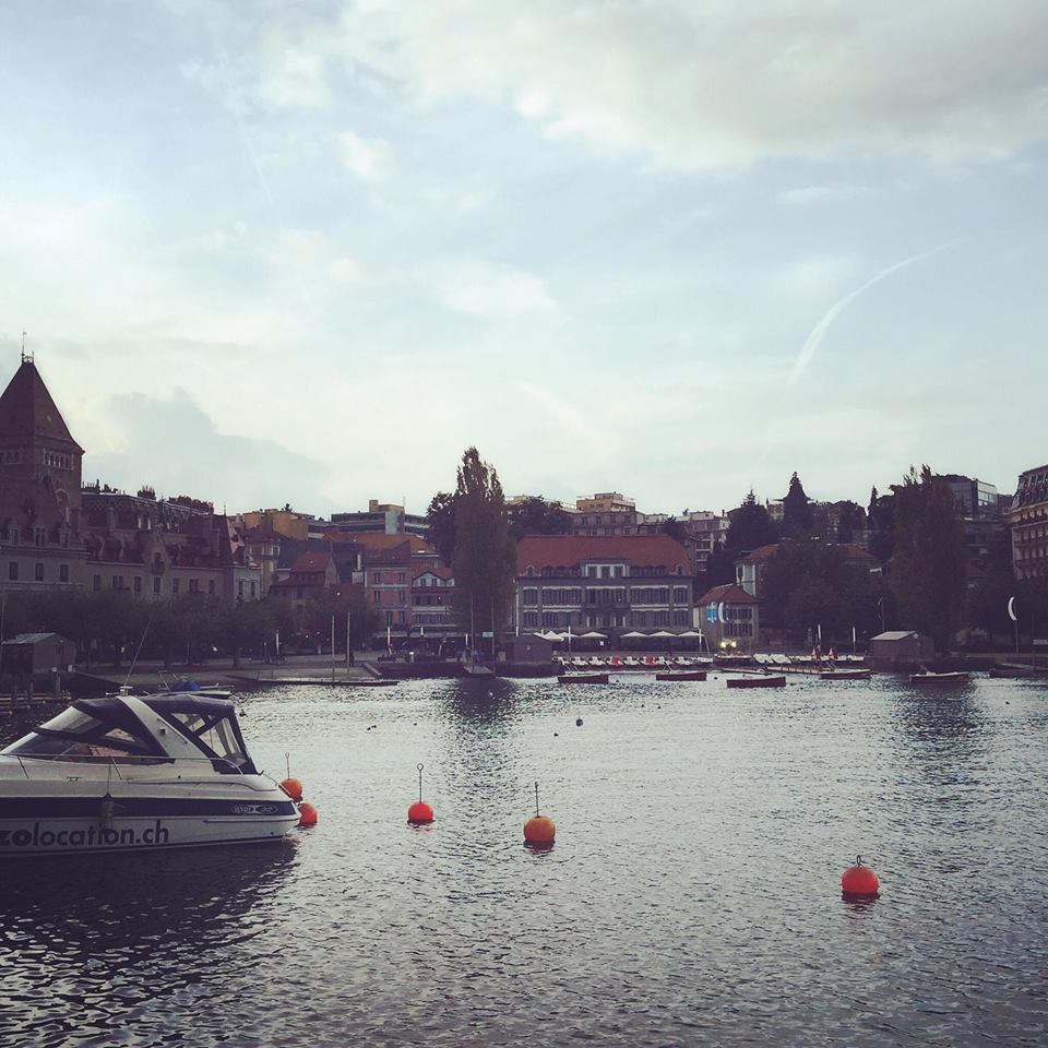 初めての海外出張。スイスで感じた3つのコト