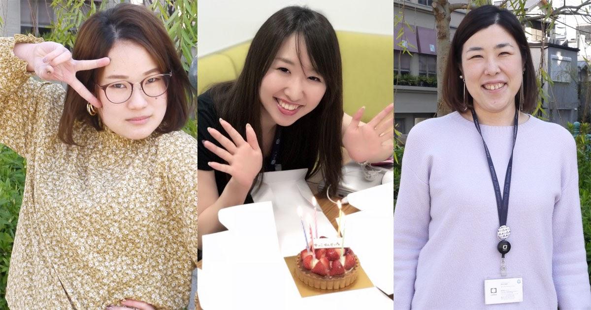 受賞した岡村、鈴木、西本